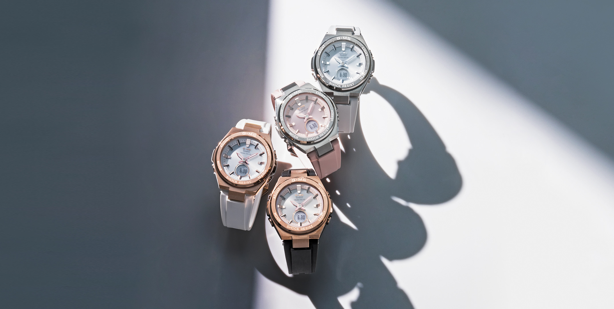 Đồng hồ Casio G-MS